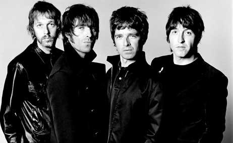 UK band Oasis