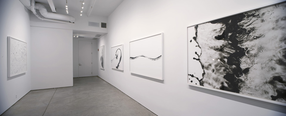 Kusho Installation View, Bruce Silverstein Gallery, New York