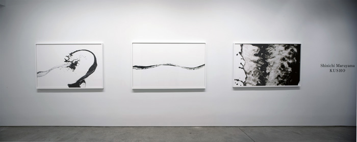 Kusho Installation View, Bruce Silverstein Gallery, New York, NY