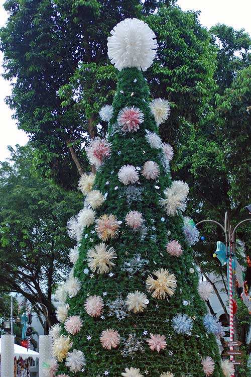 Christmas Tree, Tanglin Mall, Singapore, 2008