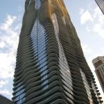 Aqua Building Chicago Illinois