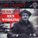 album cover art carney Music for Men Working