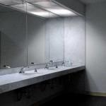 power toilets public art by superflex washbasins, sinks