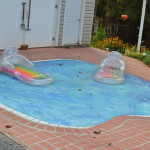 trompe loiel swimming pool