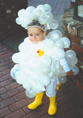 bubble bath halloween costume