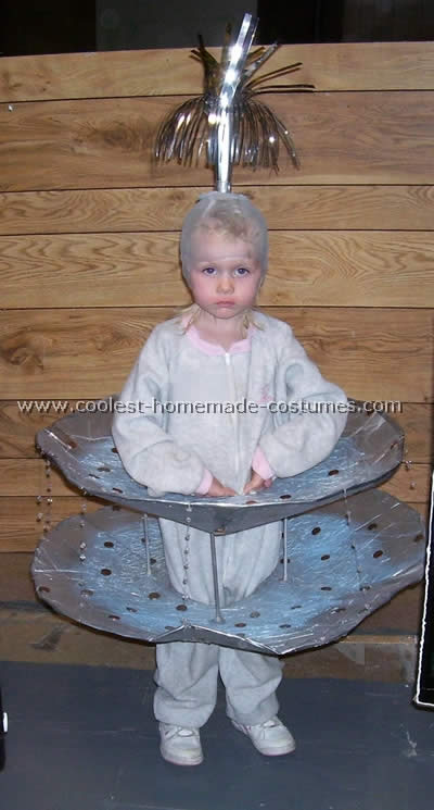 diy water fountain halloween costume