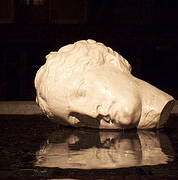 face in the water by bitterjug on flickr