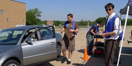 marc air quality auto emissions testing