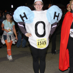 water molecule halloween costume