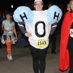 water molecule halloween costume