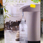 bottled water maker kitchen appliance