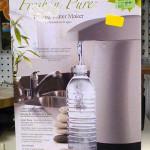 bottled water maker kitchen appliance