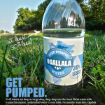 Parody Ogallala Bottled Water