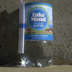 Lake Mead fantasy bottled water