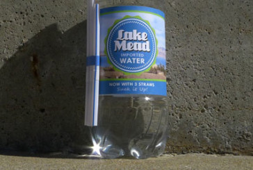 Fantasy Bottled Water Brands of Tomorrow: Lake Mead Water